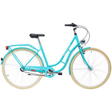 Vélo Hollandais VERMONT MACY WAVE Turquoise 2019